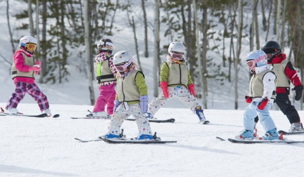 What Is a Good Age to Learn to Ski?